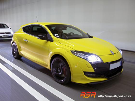 Renault Sport Megane 250